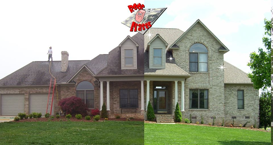 Roof Eraser Roof Cleaning North Carolina